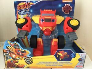 TRANSFORMING ROBOT RIDER BLAZE FPJ40: Blaze and the Monster Machines. Brand New.