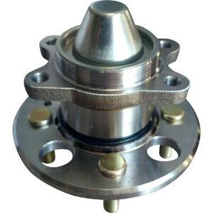 Rear Wheel Bearing Hub for Hyundai Accent MC Without ABS 2006-2009