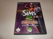 PC   Die Sims 2: Nightlife
