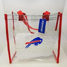 Buffalo Bills Clear Reusable Bag--2016 NFL--Entry Compliant 12 X 12 X 6