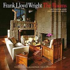 FRANK LLOYD WRIGHT THE ROOMS - STIPE, MARGO/ WEINTRAUB, ALAN (PHT)/ HANKS, DAVID