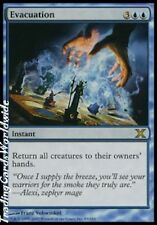 Evacuation // NM // Tenth 10th Edition // engl. // Magic the Gathering