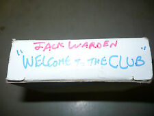 WELCOME TO THE CLUB, 16mm tv spot [Flat / 0:30] - Jack Warden, The Warblers
