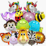 14x Tier Ballon Set Luftballon Folienballon Helium Kindergeburtstag Geburtstag