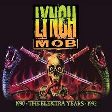 Lynch Mob Elektra Years 1990-1992 1990 1992 2 Disc CD