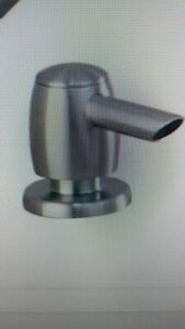 New Delta Kitchen SoapDispenser in SS color