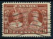 Canada 1935 SG#337, 3c Silver Jubilee Used #E84855