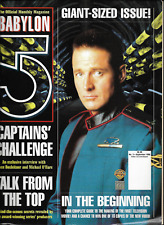 Babylon 5 Official Monthly Magazine Vol 2 No 2 - In the Beginning Special