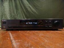 Sony Radio Fm Stereo/Fm-Am Tuner St-Jx531