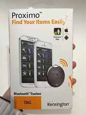 NEW Proximo Tag Bluetooth Tracker for iPhone 5S/5C/5/4S and Samsung Galaxy S3/S4