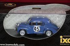 Ixo 1:43 Renault 4CV #45 Le Mans 1950 J Vernet - R Eckerlein
