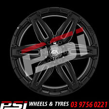 "20"" INCH ADVANTI ROSCOE WHEELS 20X9 6x139.7 35P-15P COLORADO RANGER DMAX HILUX"