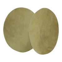 2Pcs Premium Quality Drum Skin Cover Head for Bongo Drum Percussion Parts