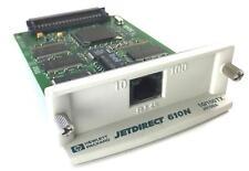 Hp J6149A JetDirect 610N 10/100Tx Rj-45 External Print Server #19833