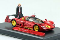 Leader Le Mans 94,Scale 1:43 by Altaya  Michel Vaillant Comic Collection
