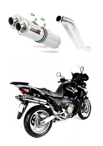 Escape silenciador exhaust DOMINATOR REDONDO XL 1000 V VARADERO 99- + DB KILLER