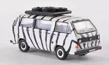 BUB 09253 VW T3 BUS SAFARI LIMITED EDITION DIECAST METAL ECHELLE 1:87 HO NEW OVP