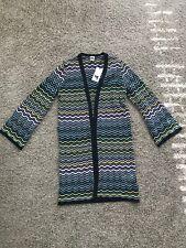 NWT Missoni Long Sleeve Sweater  Cardigan Size 44(US8)