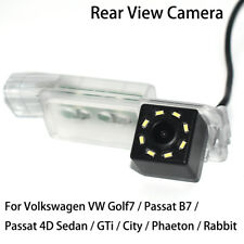 Car Rear View Reverse Parking Camera for Volkswagen VW GTi City Phaeton Rabbit