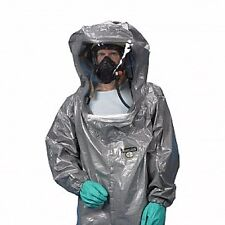 LAKELAND CHEMMAX 3 LEVEL B SUIT #C3T450 CS. OF 1.  5XL SIZE. IN STOCK. NO TAX.