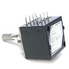 1PCS Potentiometer 50K Log ALPS Audio Amp Volume Control Pot Stereo W Loudness K