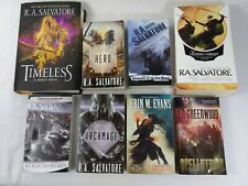 R.A. Salvatore, Evans, Greenwood- Forgotten Realms Dungeons & Dragons Book A Lot