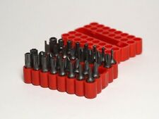 Eclipse Tools Pro's Kit 800-048 34 PCS Durable S2 Alloyed Security Steel bits
