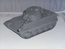 Bmc toys BMC49999 1/32 play ready german king tiger tank en gris réservoir seulement