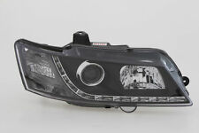 LED DRL LIKE Black Headlights for Holden VY Commodore Acclaim $$