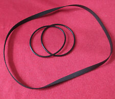 Malvern Audio Pitch Belt Solution + Drive Belt for Dual 505 & CS505 Turntables