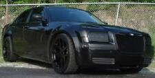 05-10 CHRYSLER 300 SMOKE HEAD LIGHT PRECUT TINT COVER SMOKED OVERLAYS