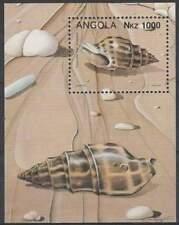 Angola postfris 1993 MNH block 15 - Schelpen / Shell (S1614)