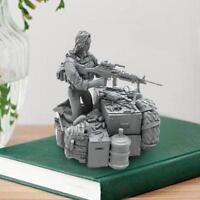 1/35 Soldat Soldat Soldier Soldier Command avec figurines