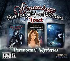 Legacy Games Paranormal Mysteries 2: Amazing Hidden Object Games 3 Pack PC #49