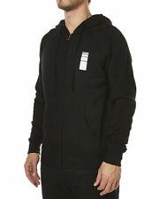 Depactus Mens Rough Icon Sweatshirt Black 2XL New