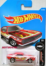 HOT WHEELS 2017 CAMARO FIFTY '67 CAMARO