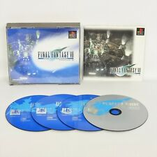 FINAL FANTASY VII 7 International PS1 Playstation p1