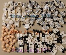STAR WARS 25PCS WHITE CLONE TROOPER Minifigures building Blocks Toys lEGO