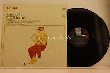 "Schubert Rosamunde Complete Bernard Haitink - PHILIPS  LP 12"" (VG)"