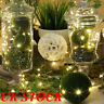 40LED BATTERY OPERATED MICRO WIRE STRING FAIRY LIGHTS CHRISTMAS XMAS BIRTHDAY