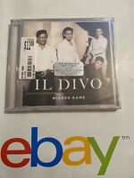 IL DIVO: Wicked Game © 2011, Sony Label, New Sealed