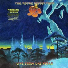 Yes - The Royal Affair Tour Live From Las Vegas CD ALBUM NEW (30TH OCT) warn