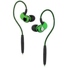 SoundMAGIC ST30 In Ear Isolating Wireless or Wired Sports Earphones - Green