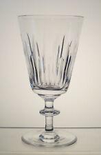 """SHERWOOD WEBB CORBETT Water Goblet 6 3/8"""", Wafer Stem, Signed"""