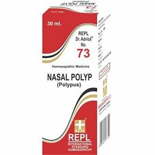 REPL Dr. Advice No 73 (Nasal Polyp) (30ml) Polyp in Nose, Blocked Nose with Wate
