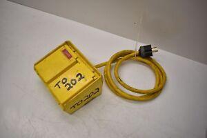 Pass & Seymour Portable/15 Ground Fault Interrupter PS150-S