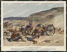 Carl Becker Olt. Barack Schutztruppe DSWA Artillerie Schlacht Hottentotten 1905