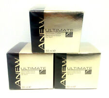 3 x AVON Anew Ultimate 7S Night Gold Emulsion 50ml - 1.7oz SET