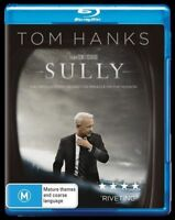 SULLY TOM HANKS Blu-ray, 2016 AUS/NZ ZONE 4 BRAND NEW SEALED