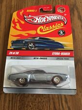 Hot Wheels Classics Series 5 #28 Steel Blue Studa-Beaker Chase